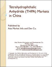 Tetrahydrophthalic Anhydride (THPA) Markets in China