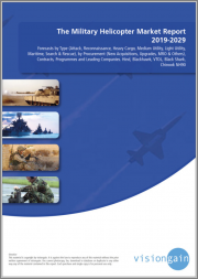The Military Helicopter Market 2018-2028: Forecasts by Type (Attack, Reconnaissance, Heavy Cargo, Medium Utility, Light Utility, Maritime, Search and Rescue), by Procurement Type, Contracts, Programmes, and Leading Companies