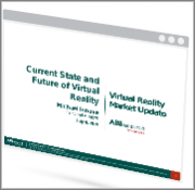VR Market Update: Current State and Future of Virtual Reality