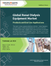 Global Renal Dialysis Equipment Market - Products and End-Use Applications