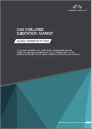Gas-Insulated Substation Market by Voltage Type (Medium, High, and Extra High), Installation (Indoor and Outdoor), Output Power, End User (Power Transmission Utility, Distribution Utility, and Generation Utility), and Region - Global Forecast to 2023
