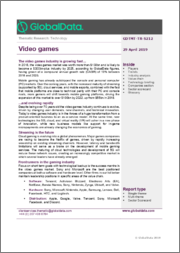 Video Games Sector Scorecard - Thematic Research