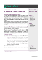IT services sector scorecard - Thematic Research