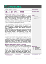 M&A in Oil and Gas - Thematic Research