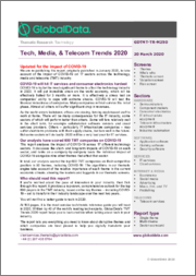 Tech, Media, & Telecom Trends 2020 - Updated for the impact of COVID-19 - Thematic Research
