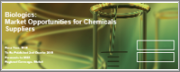 Biologics: Market Opportunities for Chemical Suppliers