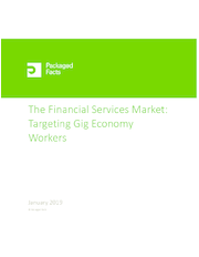 The Financial Services Market: Targeting Gig Economy Workers