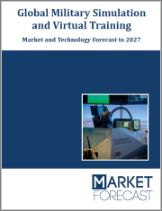 Global Military Simulation and Virtual Training - Market and Technology Forecast to 2027: Market Forecasts by Regions, by Platform, by Type, Market/Technologies Overview, Opportunities and Leading Companies