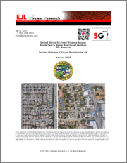 United States 5G Fixed Wireless Access Single Family Home/Apartment Building ROI Analysis Verizon Wireless and the City of Sacramento, CA