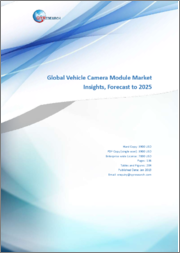 Global Vehicle Camera Module Market Insights, Forecast to 2025
