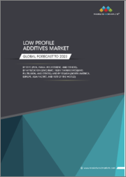 Low Profile Additives Market by Type (PVA, PMMA, Polystyrene, and Others), Application (SMC/BMC, Resin Transfer Molding, Pultrusion, and Others) and Region (North America, Europe, Asia-Pacific, and Rest of The World) - Global Forecast to 2023