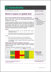 Brexit's Impact on Global Tech - Thematic Research