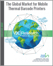 The Global Market for Mobile Thermal Barcode Printers: Growing Enterprise Mobility to Drive Demand for Mobile Printer Hardware