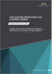 Low Voltage Protection and Control Market by Product Type (Protection Equipment, Switching Equipment, and Monitoring Devices), End-use (Residential, Commercial, and Industrial (Oil & Gas, EV Charging), and Region - Global Forecast to 2025