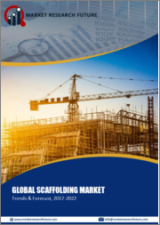 Global Scaffolding Market by Type, By Material, By Application by Region - Global Forecast to 2023