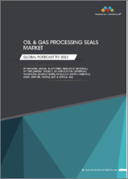 Oil & Gas Processing Seals Market by Type (Single, Double), Material (Metal, Elastomer, Face Material), Application, and Region (Asia Pacific, Europe, North America, South America, Middle East & Africa) - Global Forecast to 2023