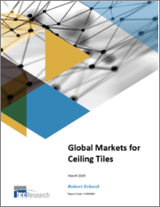 Global Markets for Ceiling Tiles