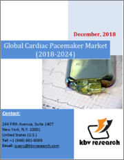 Global Cardiac Pacemaker Market (2018 - 2024)
