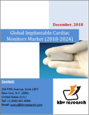 Global Implantable Cardiac Monitors Market (2018 - 2024)