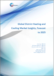 Global District Heating and Cooling Market Insights, Forecast to 2025