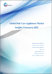 Global Hair Care Appliances Market Insights, Forecast to 2025