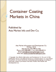 Container Coating Markets in China