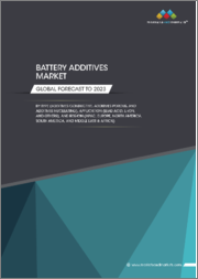 Battery Additives Market by Type (Conductive Additive, Porous Additive, and Nucleating Additive), Application (Lead Acid and Li-ion), and Region (APAC, Europe, North America, South America, and the Middle East & Africa) - Global Forecast to 2023