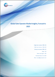 Global Gate Operator Market Insights, Forecast to 2025