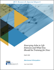 Emerging Jobs in Life Sciences and What You Should Be Training for Now