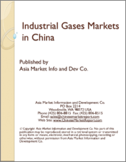 Industrial Gases Markets in China