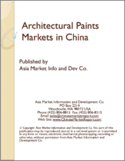 Architectural Paints Markets in China