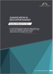Gamification in Education Market by Offering (Software and Services), Deployment Mode (Cloud and On-Premises), End User (Academic (K12 and Higher Education) and Corporate Training (SMEs and Large Enterprises)), and Region - Global Forecast to 2023