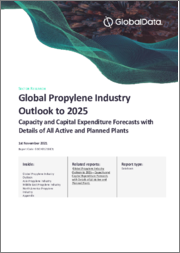Global Propylene Industry Outlook to 2023 - Capacity and Capital Expenditure Forecasts with Details of All Active and Planned Plants