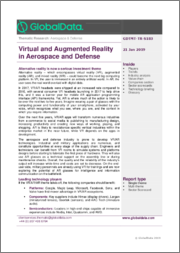 Virtual and Augmented Reality in Aerospace and Defense - Thematic Research