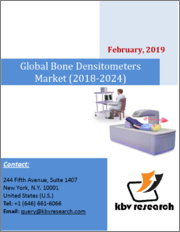 Global Bone Densitometers Market (2018 - 2024)