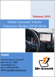 Global Consumer Vehicle Telematics Market (2018 - 2024)