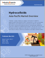 Hydrocolloids - Asia-Pacific Market Overview
