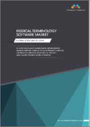Medical Terminology Software Market by Application (Data Aggregation, Reimbursement, Decision Support, Clinical Trials), Product & Service (Services and Platforms), End User (Healthcare Provider, Payer, IT Vendor) - Global Forecast to 2024