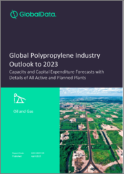Global Polypropylene Industry Outlook to 2023 - Capacity and Capital Expenditure Forecasts with Details of All Active and Planned Plants
