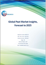 Global Peat Market Insights, Forecast to 2025