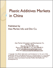 Plastic Additives Markets in China