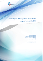 Global Spinal Osteosynthesis Units Market Insights, Forecast to 2025