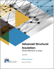 Advanced Structural Insulation: Global Markets to 2023