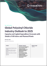 Global Polyvinyl Chloride Industry Outlook to 2025 - Capacity and Capital Expenditure Forecasts with Details of All Active and Planned Plants
