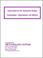 Semiconductors for Alternative Energy Technologies: Opportunities and Markets