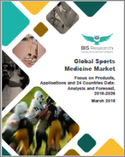 Global Sports Medicine Market: Focus on Products, Applications and 24 Countries Data - Analysis and Forecast, 2019-2026