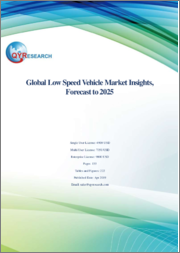 Global Low Speed Vehicle Market Insights, Forecast to 2025