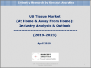US Tissue Market (At Home & Away From Home): Industry Analysis & Outlook (2019-2023)