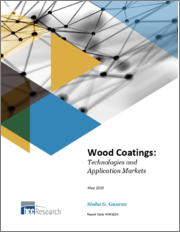Wood Coatings: Technologies and Application Markets