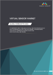 Virtual Sensors Market by Component (Solutions and Services), Deployment Mode (Cloud and On-Premises), End User (Process Industry - Manufacturing and Utilities, Automotive and Transportation, and Oil and Gas), and Region - Global Forecast to 2023